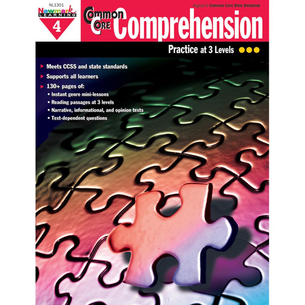 NL-1301 - Common Core Comprehension Gr 4 in Comprehension