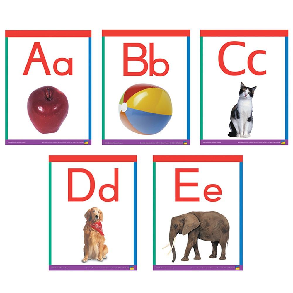 NL-4640 - Alphabet Frieze Cards in Letter Recognition