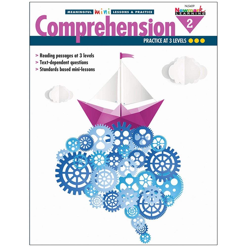 NL-5409 - Mini Lessons & Practice Compre Gr 2 Meaningful in Comprehension
