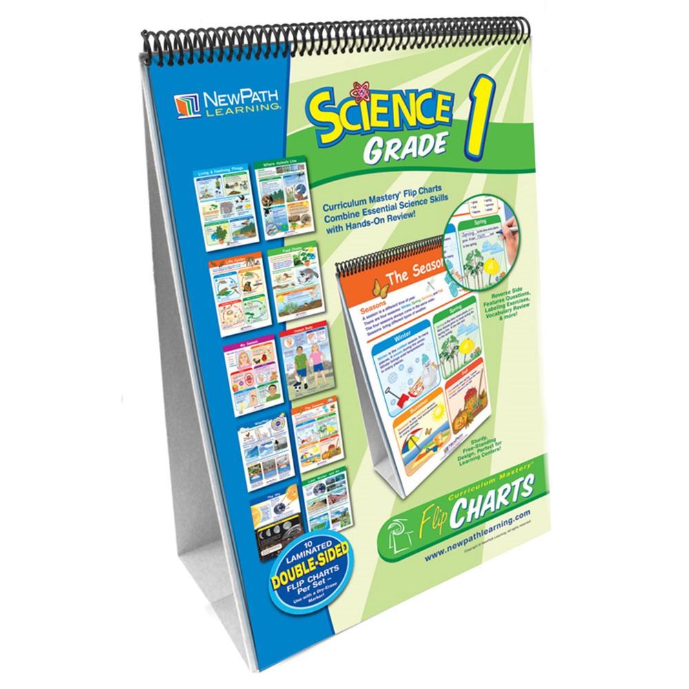 NP-341001 - Science Flip Chart Set Gr 1 in Science