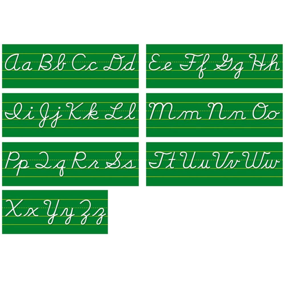 NST9012 - Alphabet Lines Contemporary Cursive in Alphabet Lines