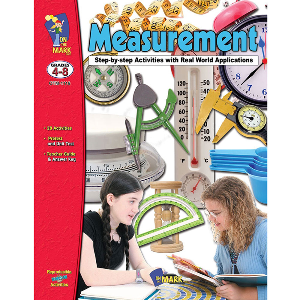 OTM1116 - Measurement Gr 4-8 in Measurement