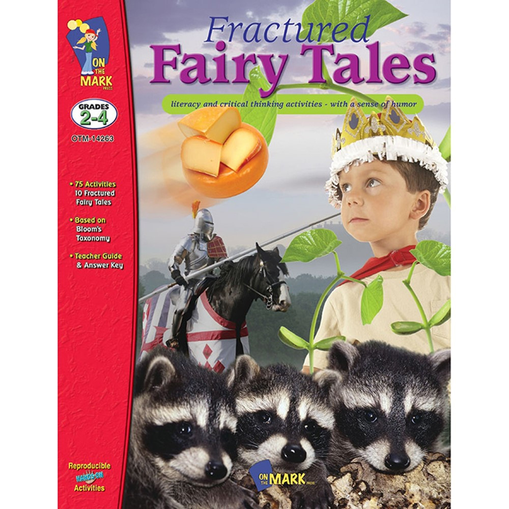 OTM14263 - Fractured Fairy Tales in Books