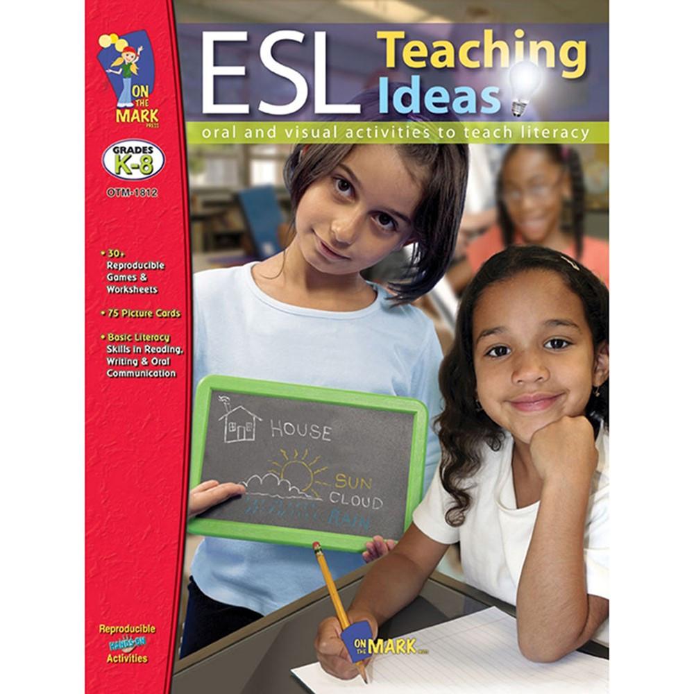 OTM1812 - Esl Teaching Ideas in Foreign Language