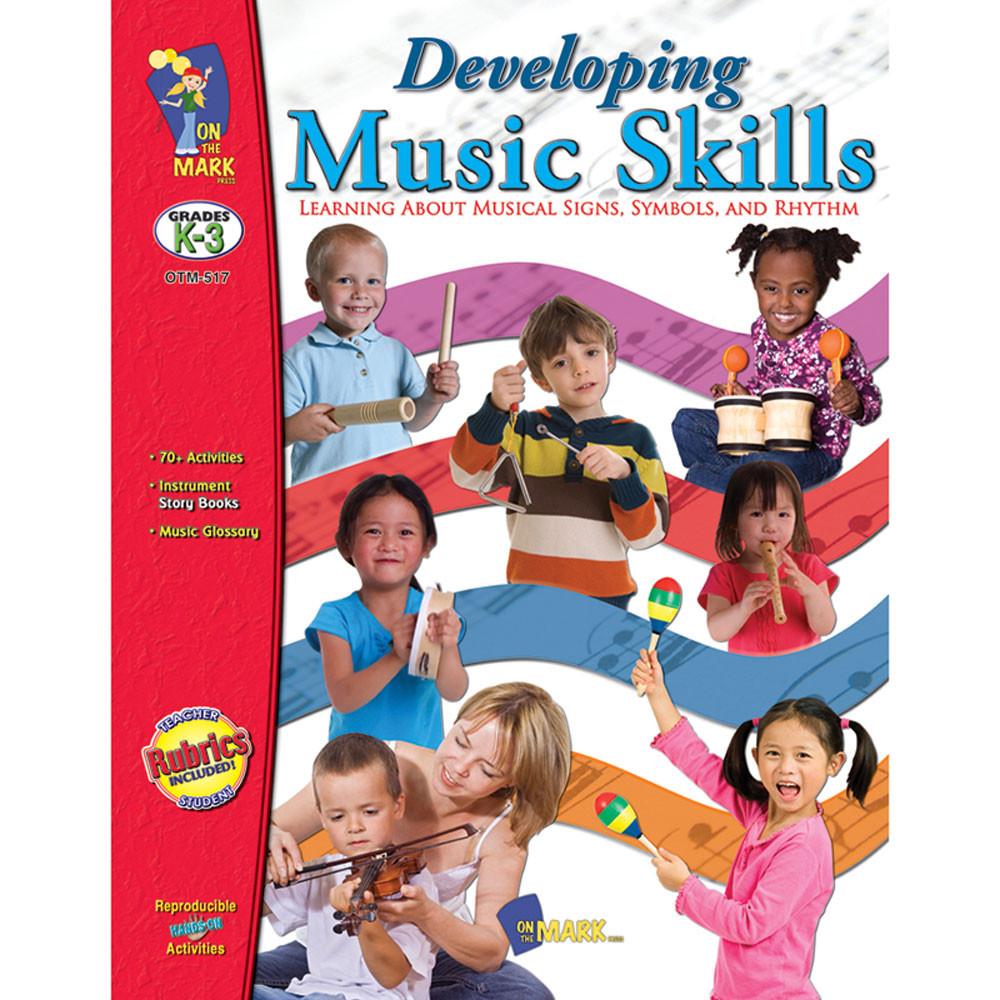 OTM517 - Music Is Fun Gr K-3 in Activity/resource Books