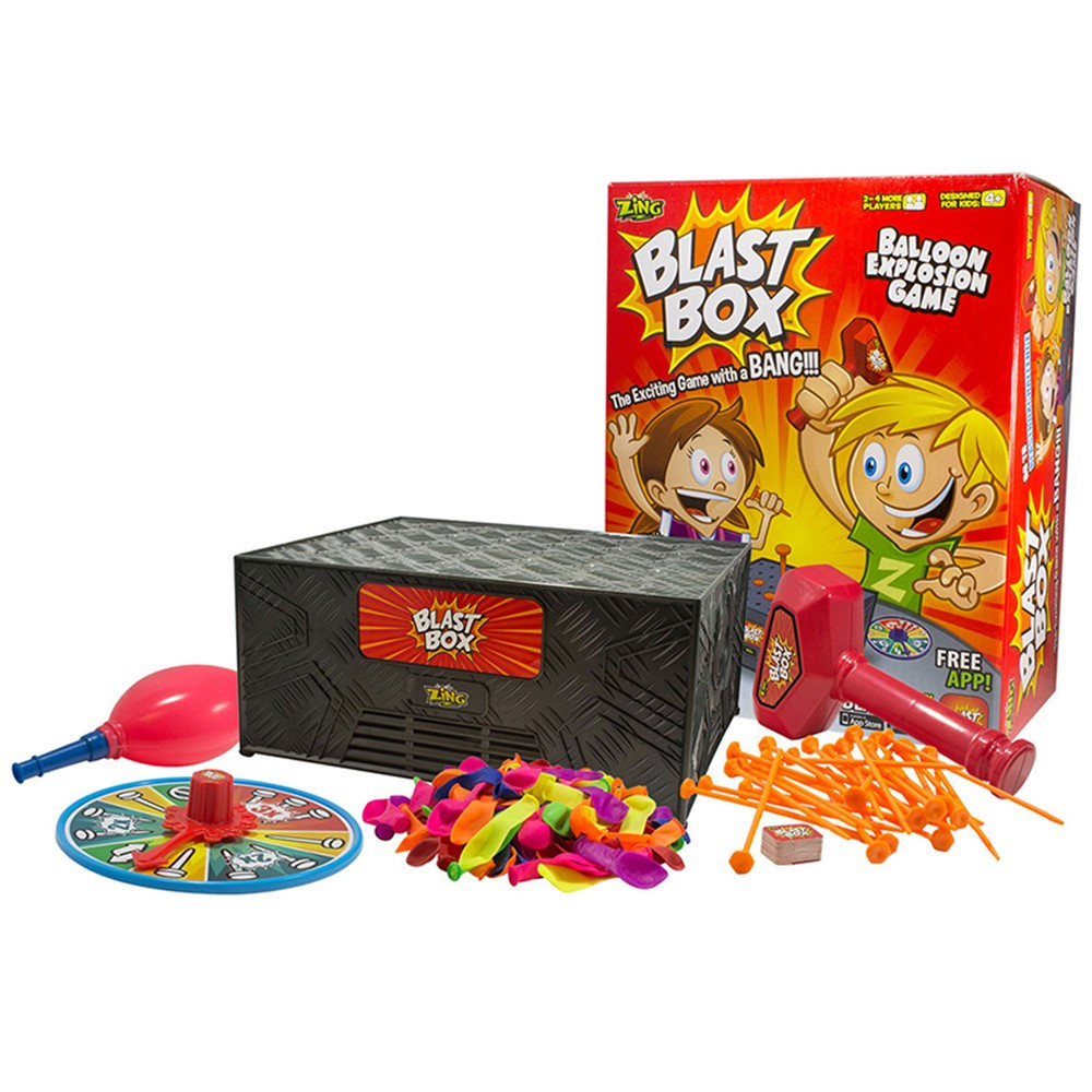 OZWZG654 - Blast Box Game in Toys