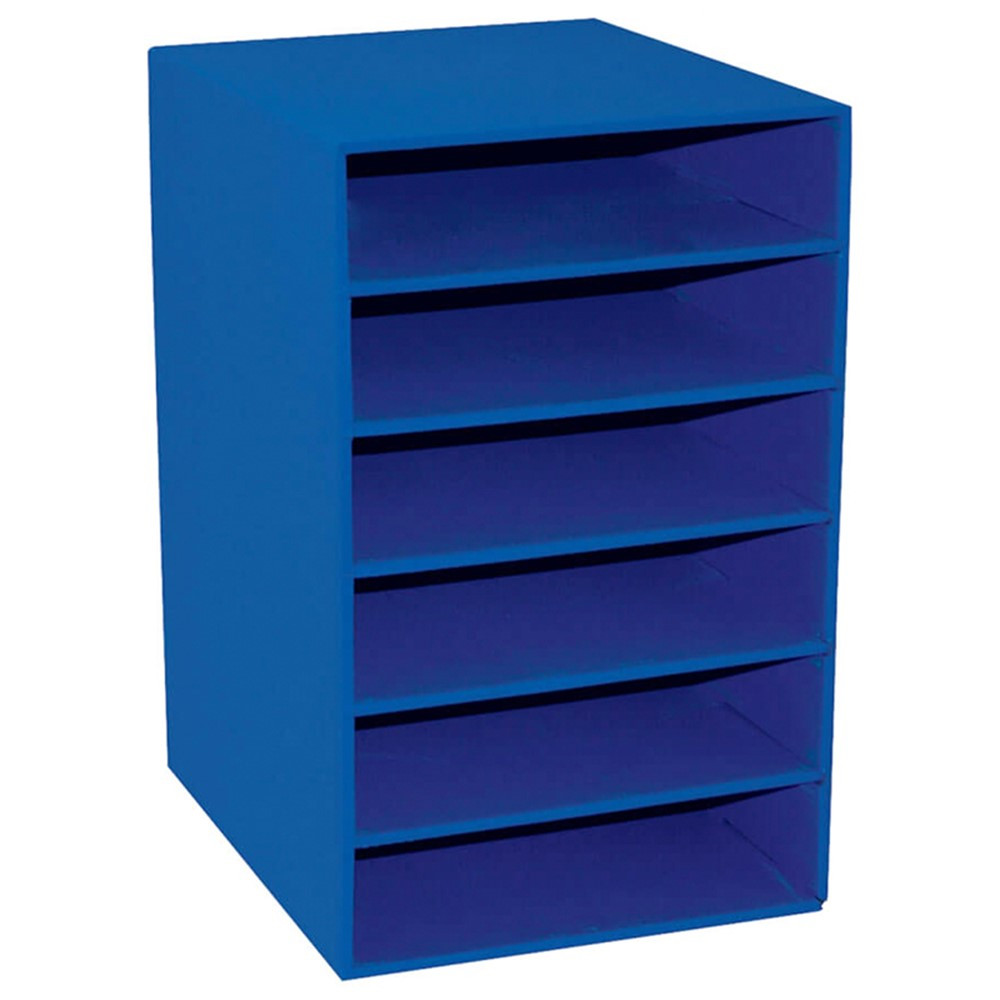 PAC001312 - 6 Shelf Organizer in Storage