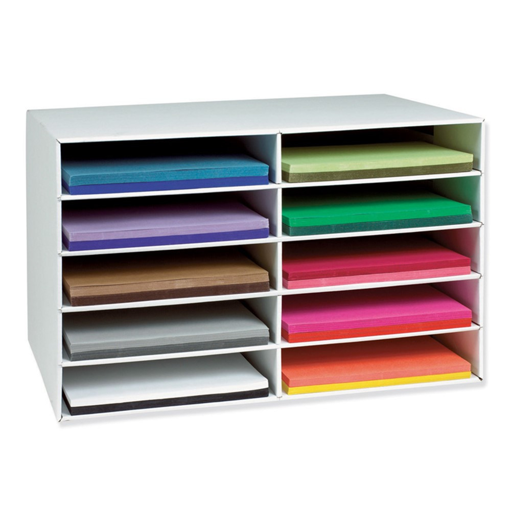 PAC001316 - Classroom Keepers Construction Paper Storage 12 X 18 in Storage
