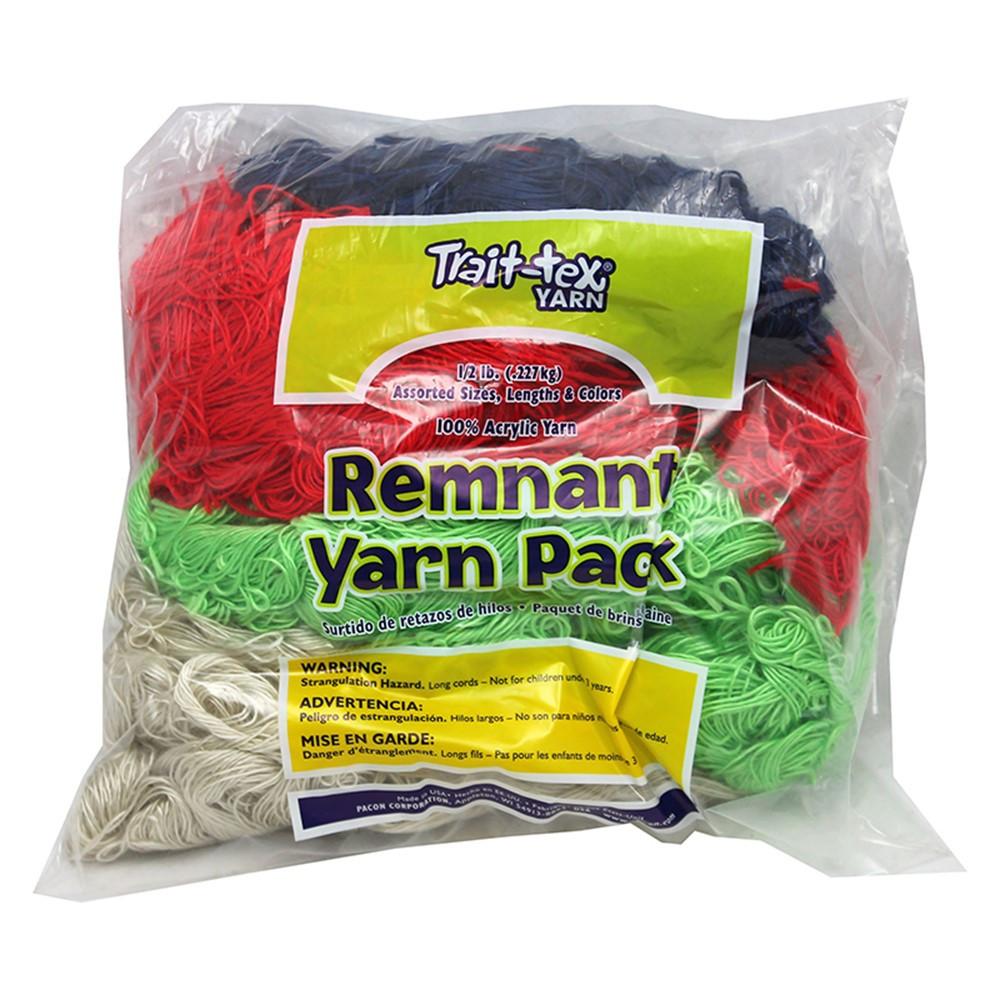 PAC00440 - Remnant Yarn 1/2 Lb Asst in Yarn