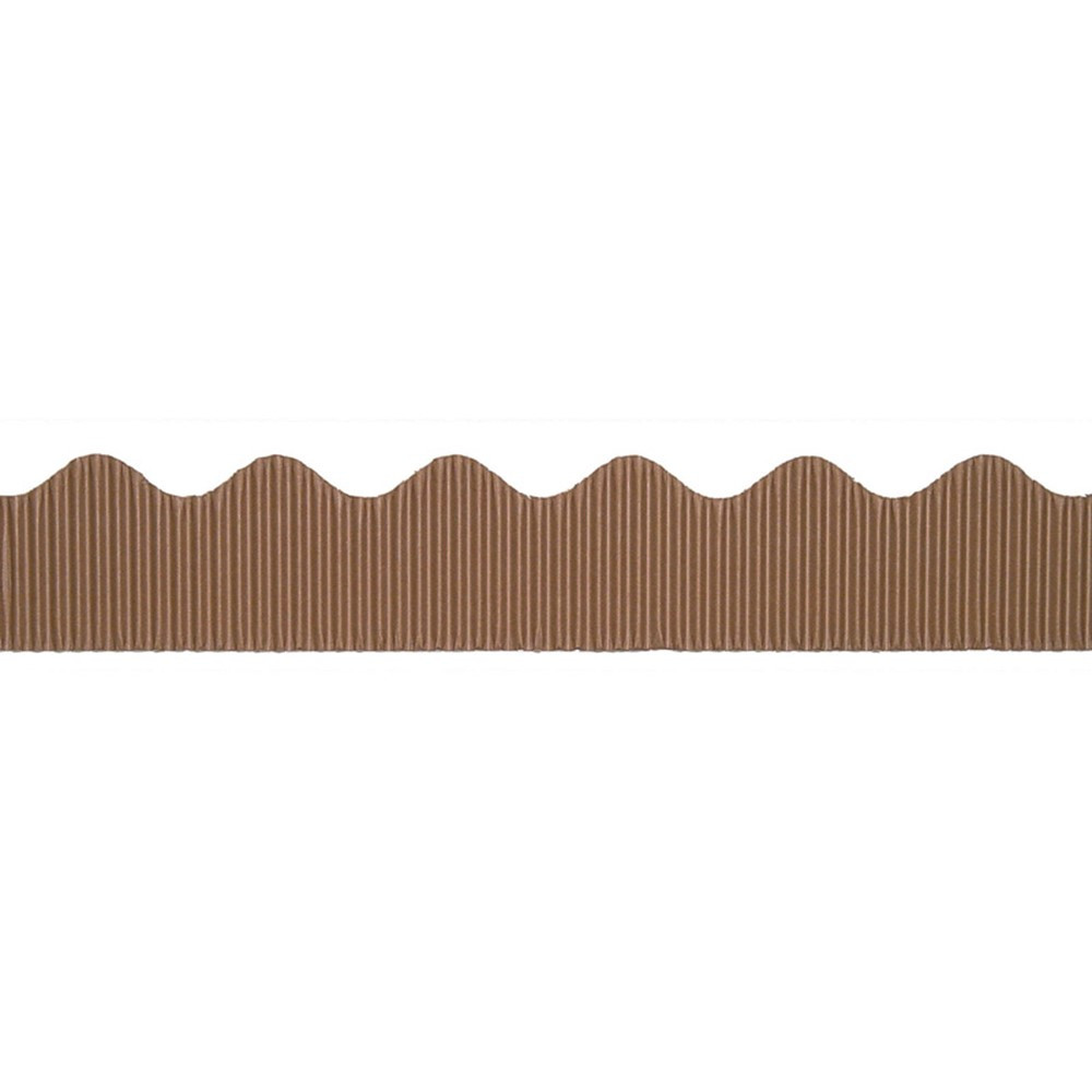 PAC37026 - Bordette 2 1/4X 50Ft Brown in Bordette