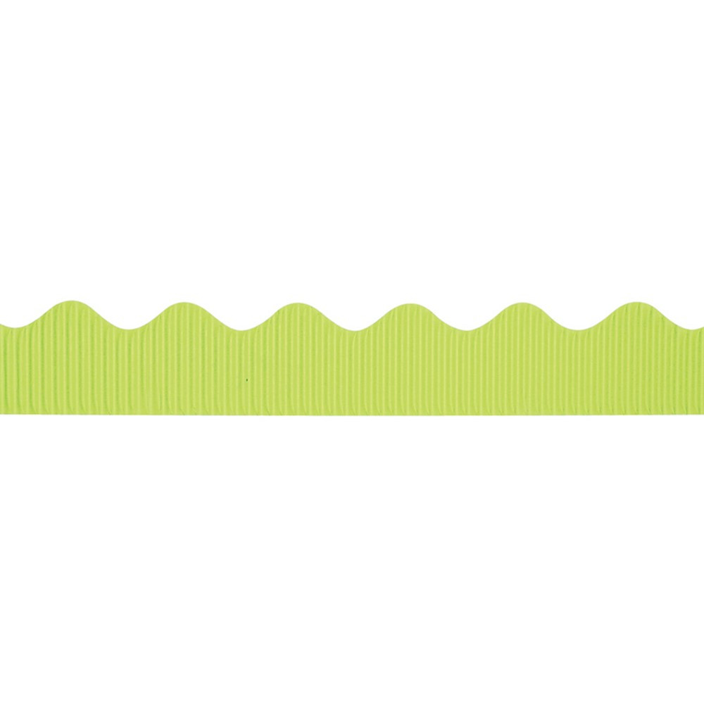 PAC37056 - Bordette 2 1/4 X 50Ft Solid Lime in Bordette