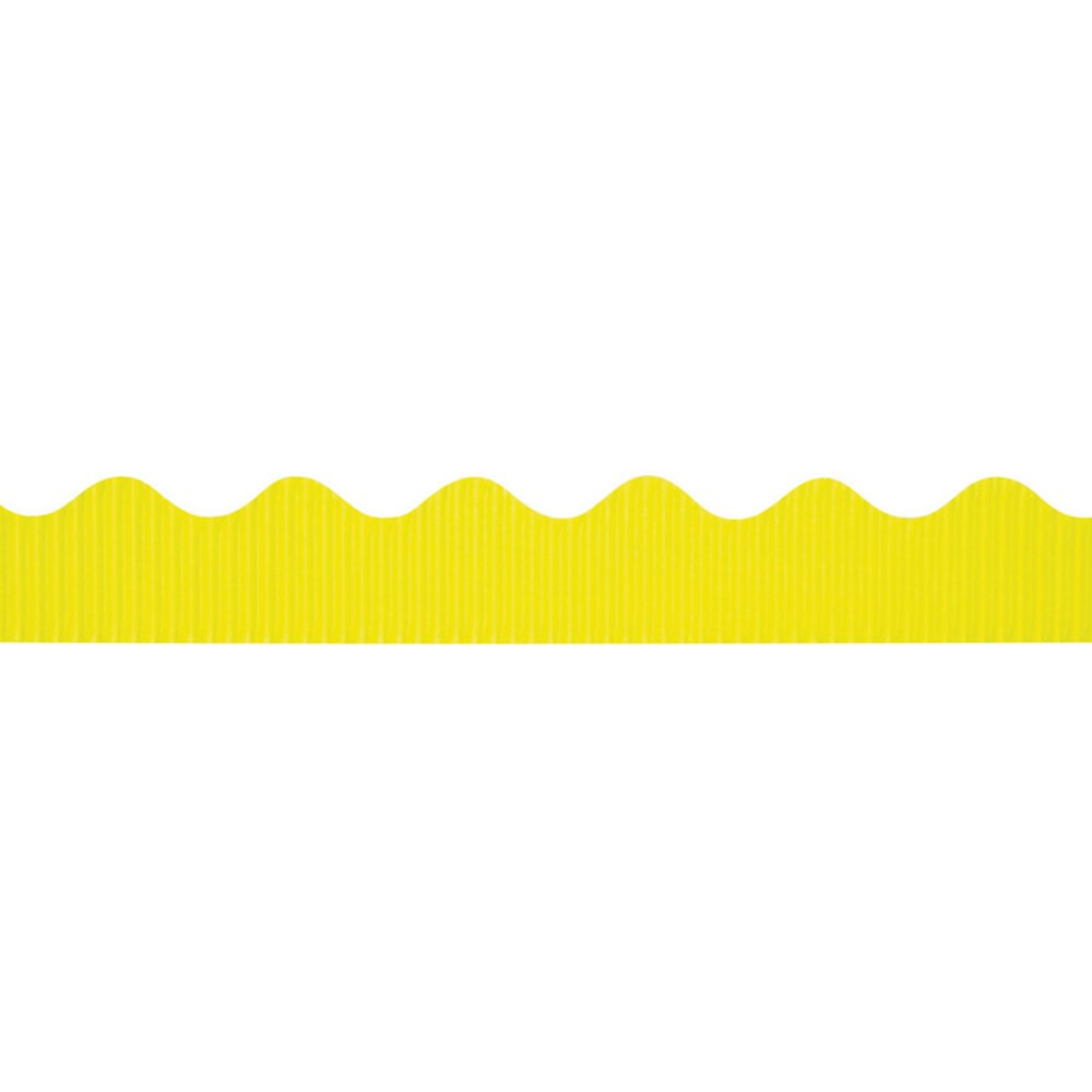 PAC37086 - Bordette 2 1/4 X 50Ft Canary in Bordette