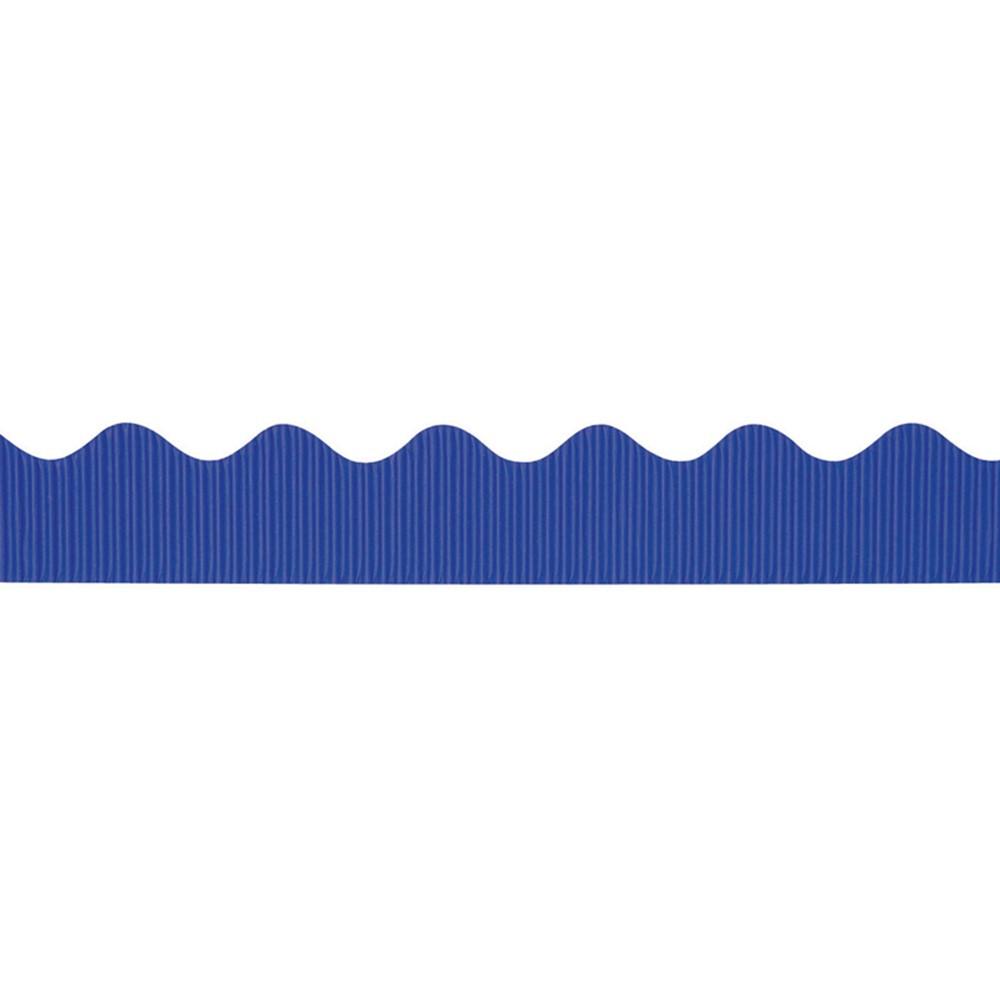 PAC37206 - Bordette 2 1/4 X 50Ft Royal Blue in Bordette