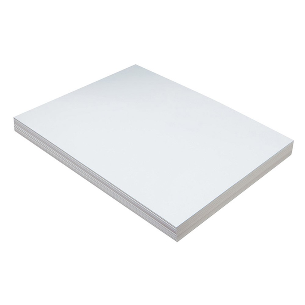 PAC5231 - Tag Sheets White 9 X 12 in Tag Board