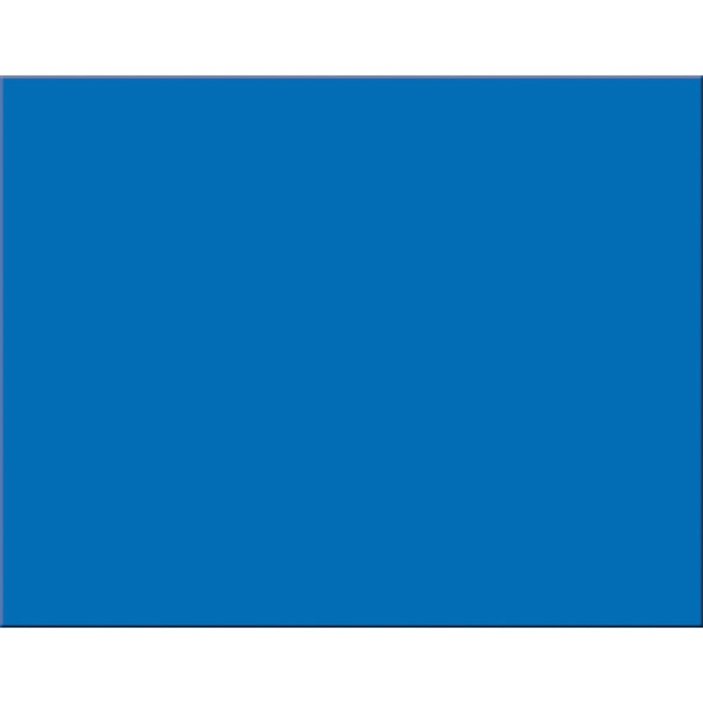 PAC54651 - 4 Ply Rr Poster Board Blue 25Ct in Poster Board