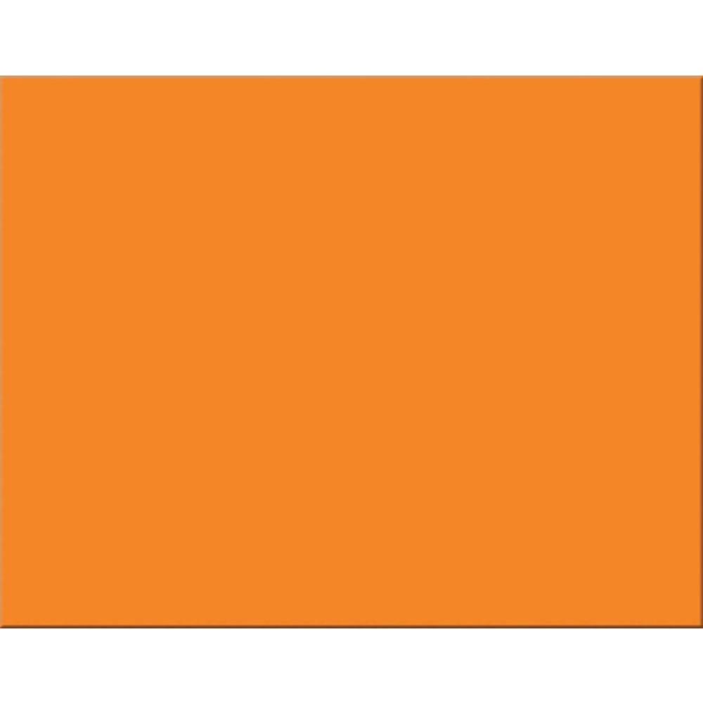 PAC54781 - 4 Ply Rr Poster Board 25 Sht Orange in Poster Board