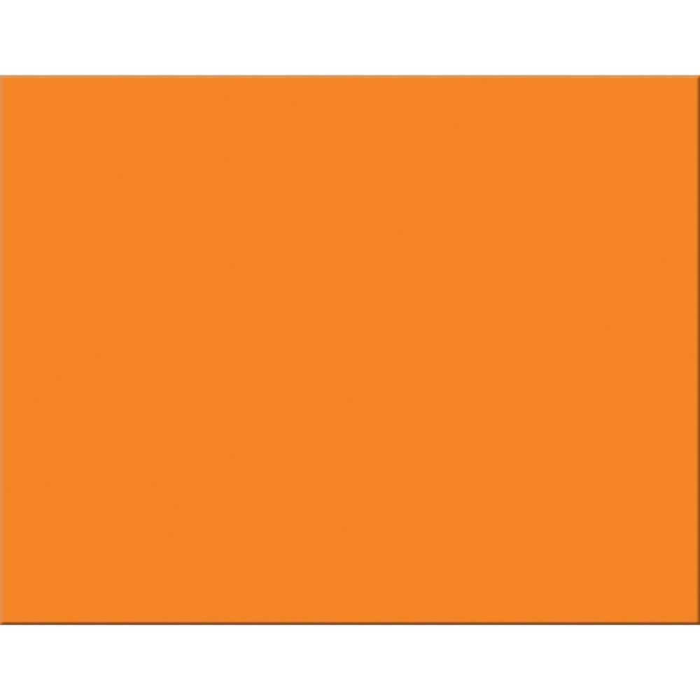 PAC54791 - Peacock Orange 25Ct 6 Ply 22X28 Poster Board in Poster Board