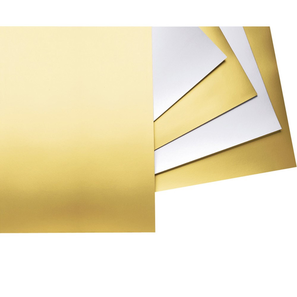 PAC54981 - 4 Ply Poster Board Gold 25 Count in Poster Board