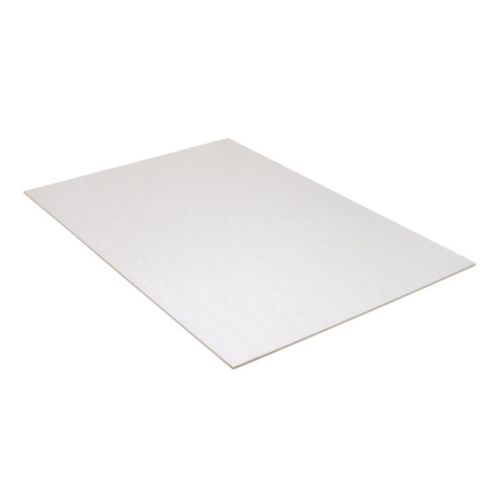 PAC5510 - Pacon Value Foam Board White 10Pk in Tag Board
