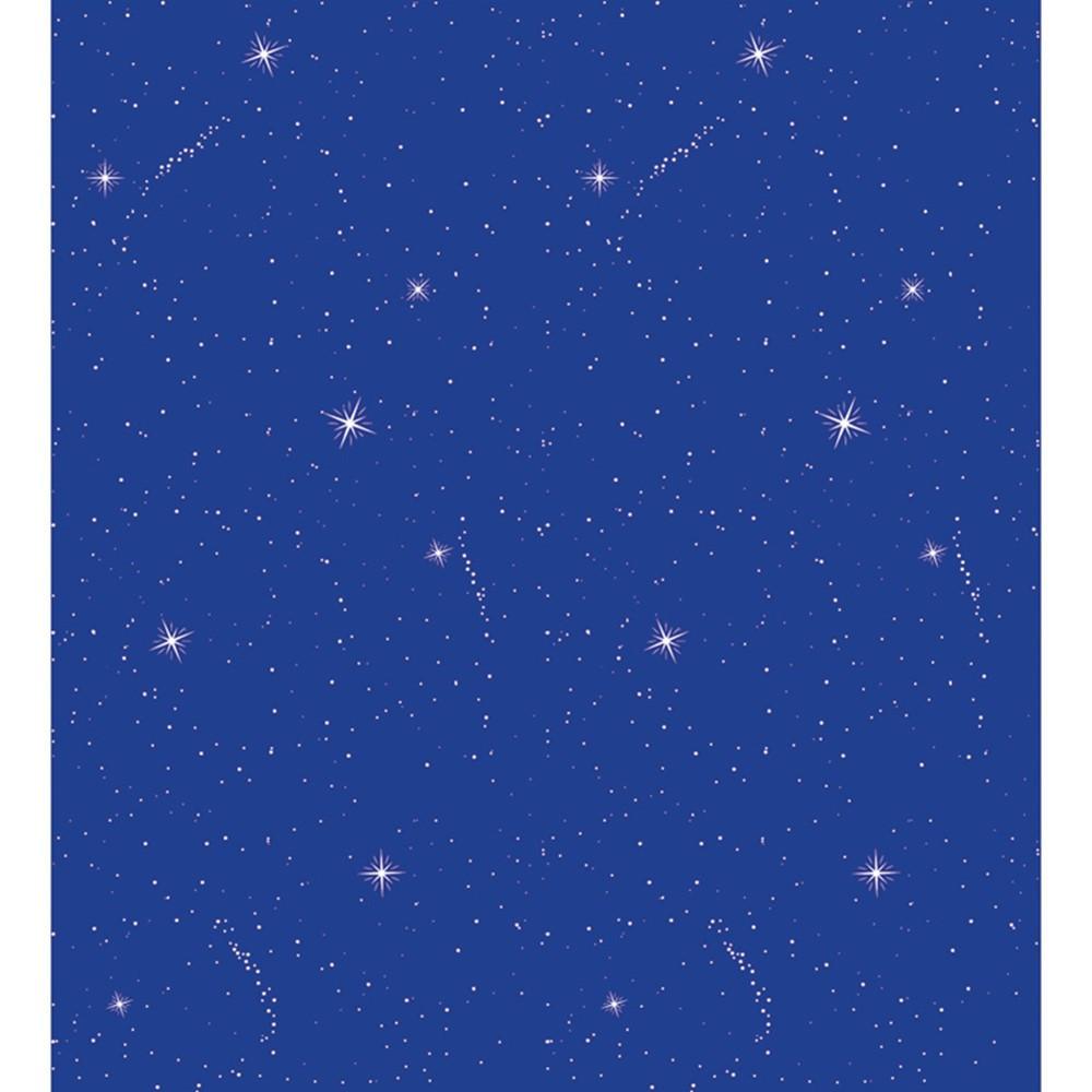 PAC56228 - Fadeless 48X12 Night Sky Sold 4Rls Per Carton in Bulletin Board & Kraft Rolls