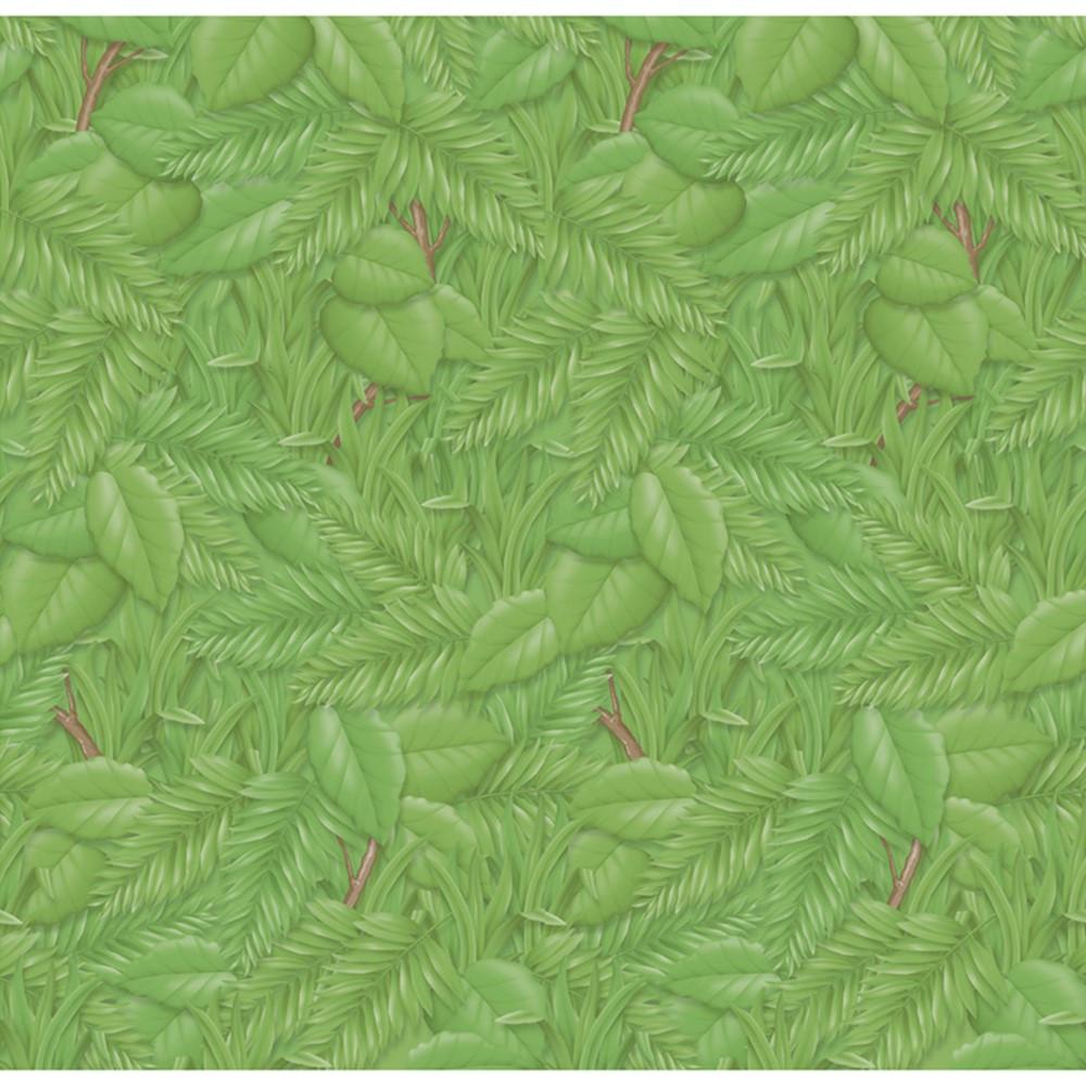 PAC56258 - Fadeless 48X12 Tropical Foliage 4Rl Per Carton in Bulletin Board & Kraft Rolls