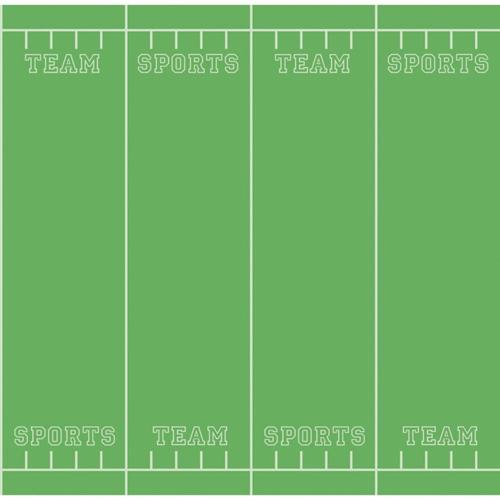 PAC56275 - Fadeless 48 X 50 Roll Team Sports in Bulletin Board & Kraft Rolls
