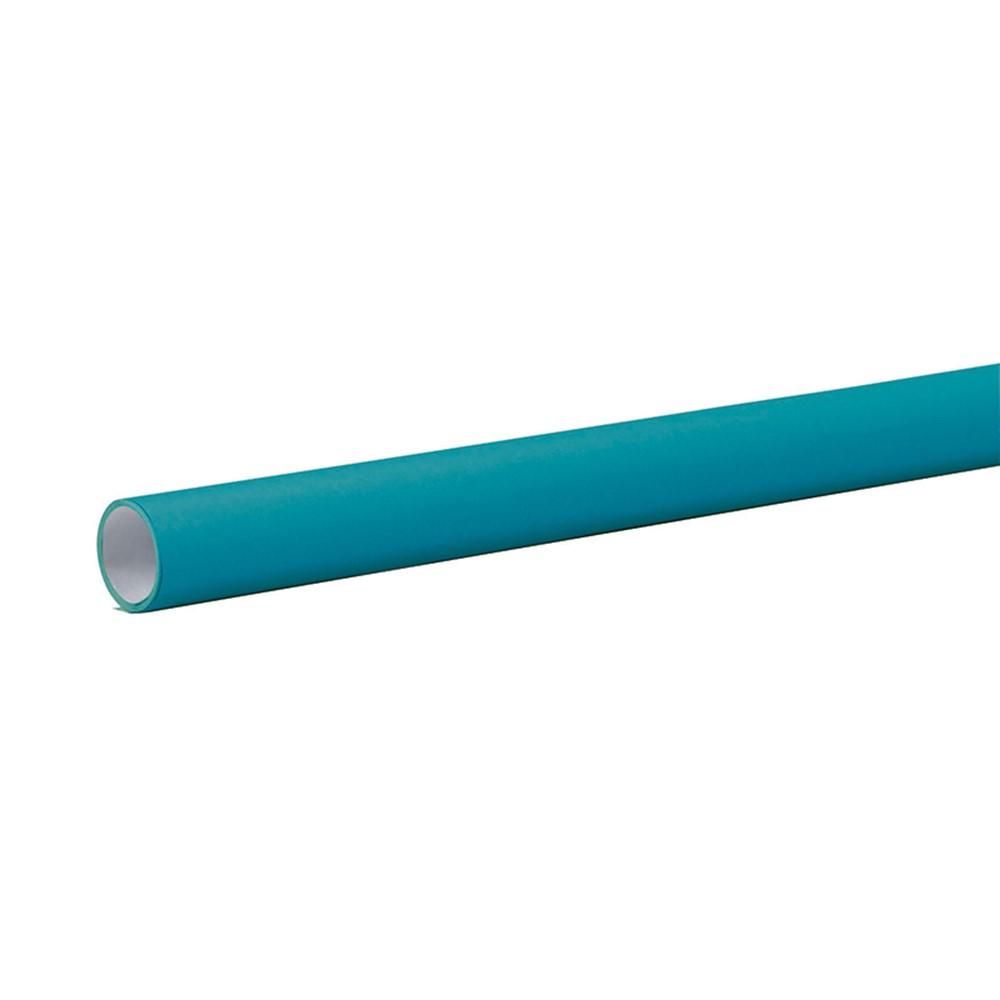 PAC57168 - Fadeless 48X12 Azure Sold 4Rls/Ctn in Bulletin Board & Kraft Rolls