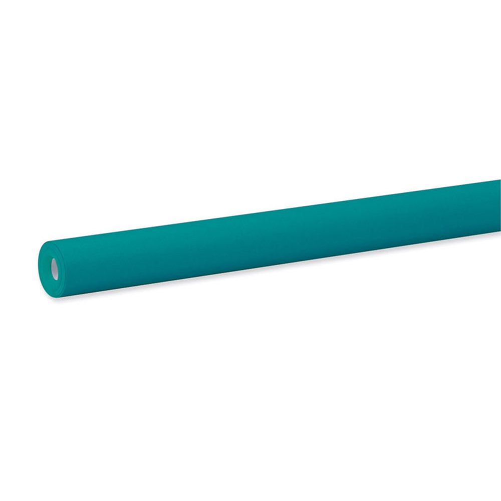 PAC57195 - Fadeless 48 X 50 Roll Teal Green in Bulletin Board & Kraft Rolls