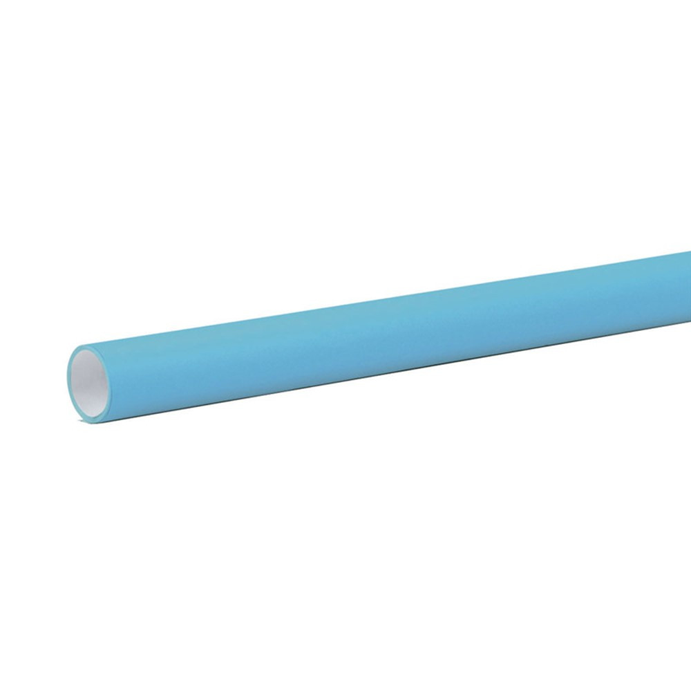 PAC57210 - Fadeless Art Roll 24 X 12 Lite Blue Film Wrapped in Bulletin Board & Kraft Rolls