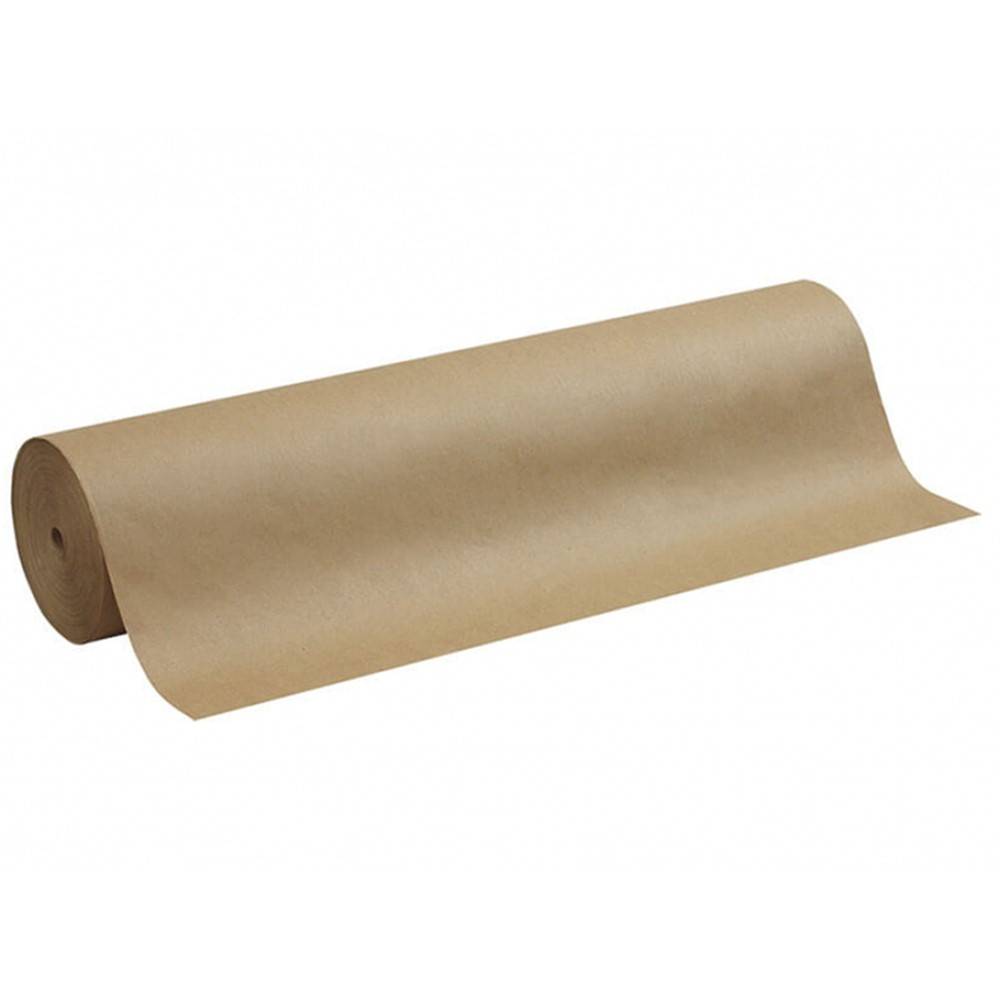 PAC5736 - Butcher Paper Natural Brown 36X1000 in Bulletin Board & Kraft Rolls