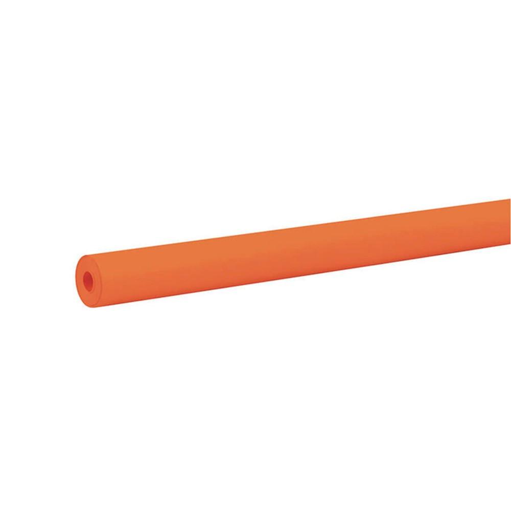 PAC66101 - Rainbow Kraft Roll 100 Ft Orange in Bulletin Board & Kraft Rolls