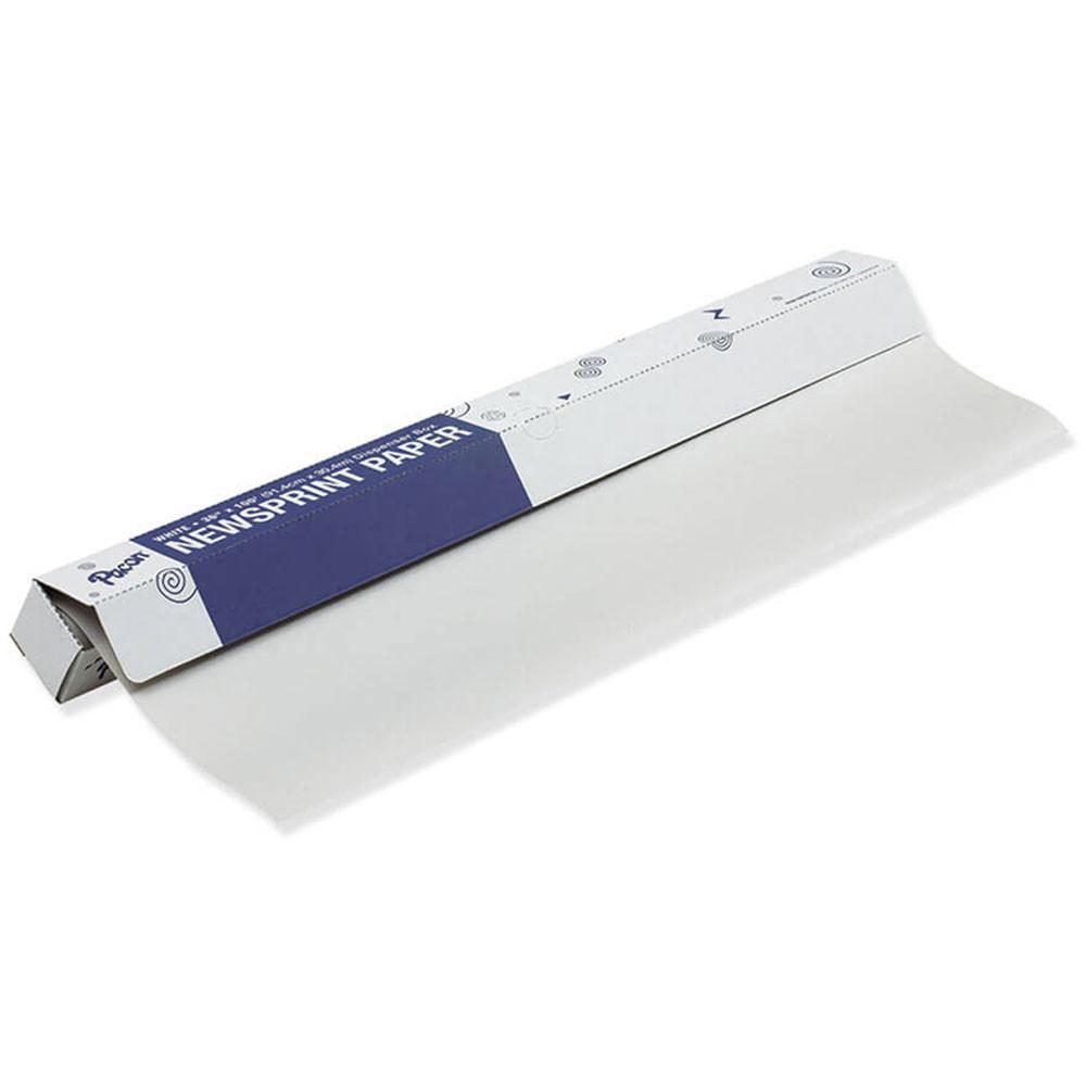 PAC66401 - Newsprint 36 X 100 in Bulletin Board & Kraft Rolls