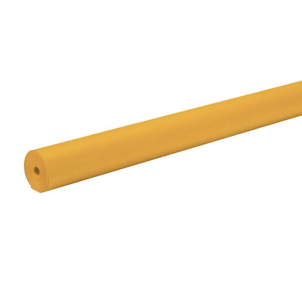 PAC67094 - Art Kraft Roll 48 X 200 Autumn Gold in Bulletin Board & Kraft Rolls