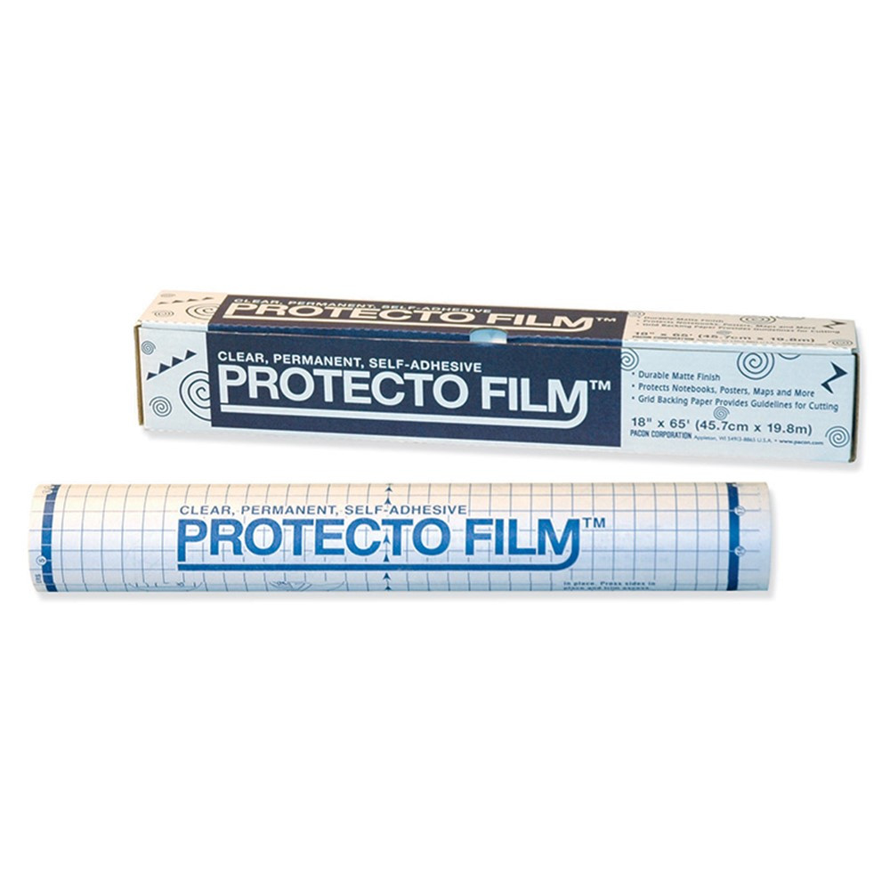 PAC72350 - Protecto Film 18In X 65Ft in Contact Paper