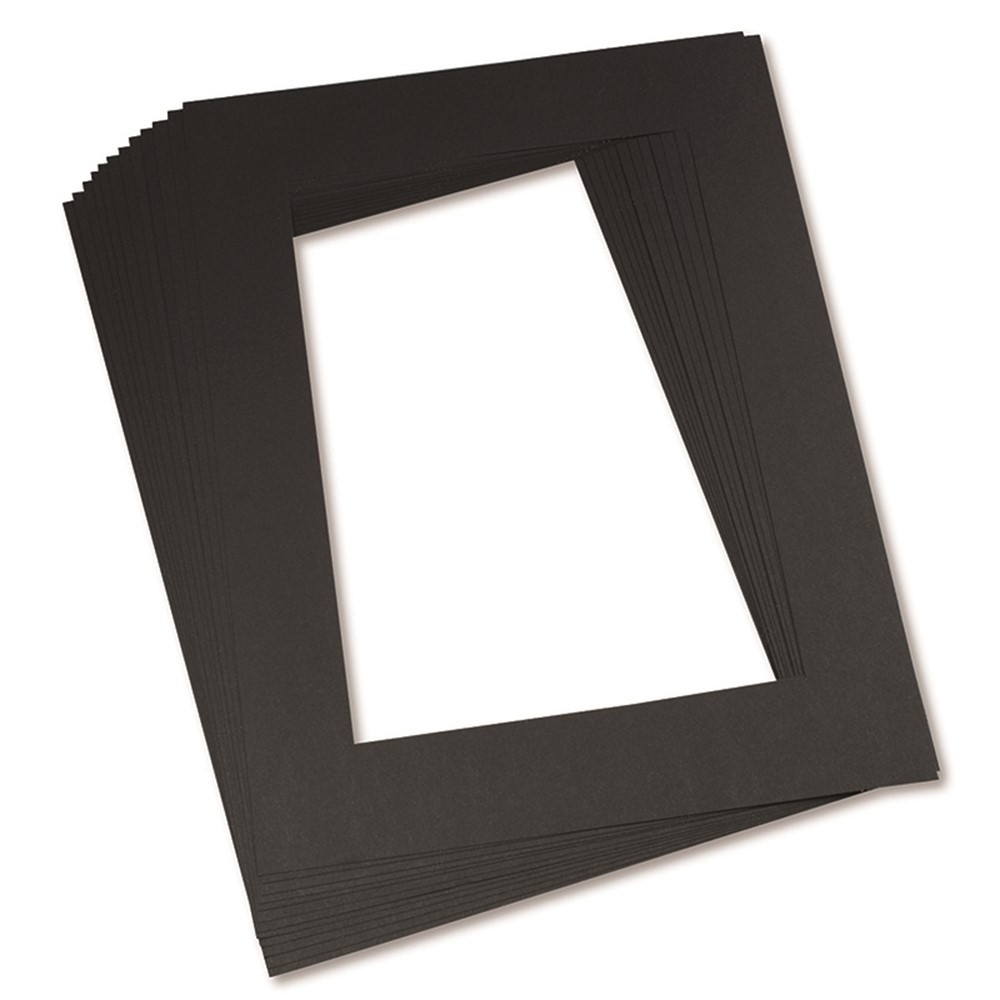 Black Frames 9 X 12 - PAC72560 | Pacon Corporation | Arts & Crafts ...