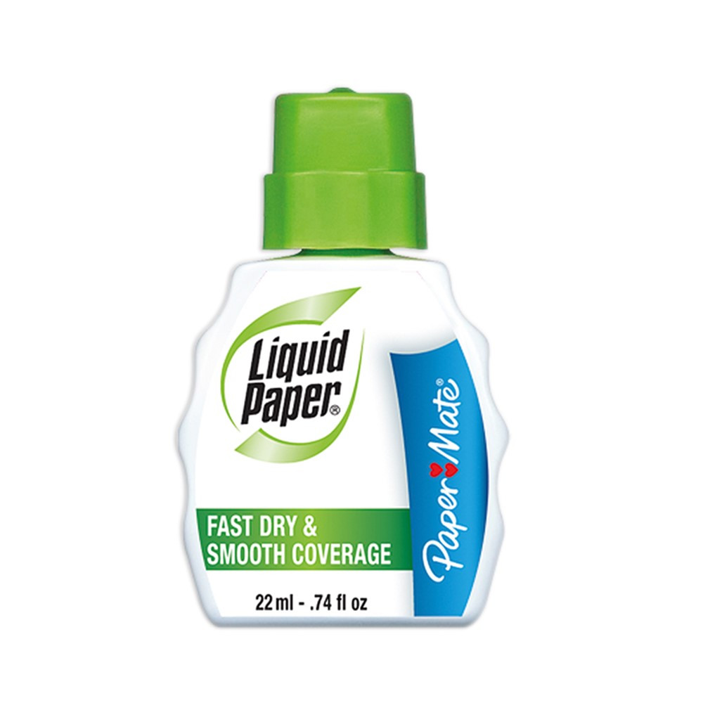 PAP56401 - Liquid Paper Bond White in Liquid Paper