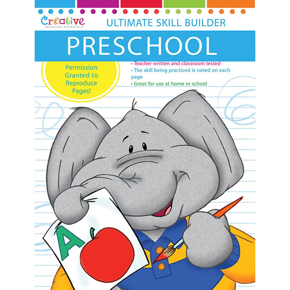 PBSCTM1056 - Preschool Ultimate Skill Builder in Skill Builders