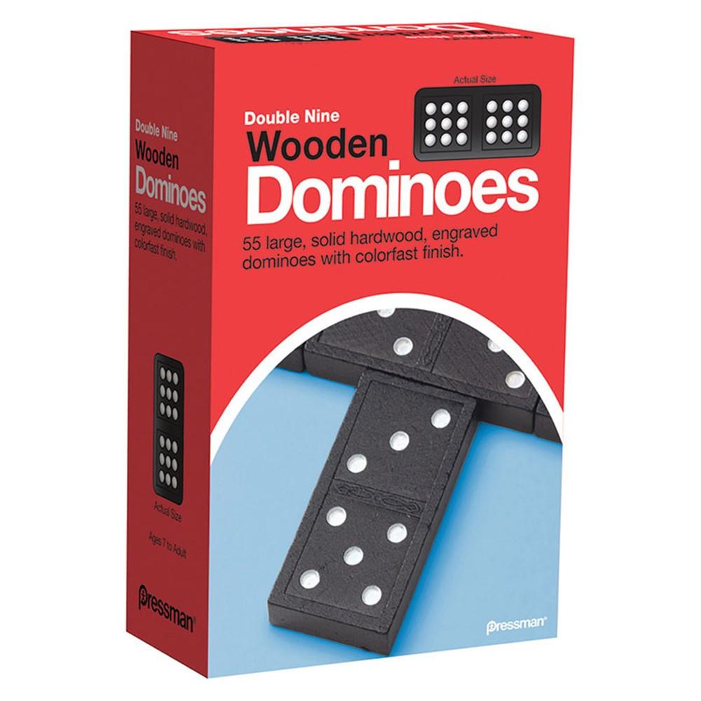 PRE162112 - Double Nine Dominoes in Dominoes