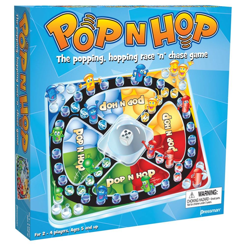 PRE170406 - Pop N Hop in Games
