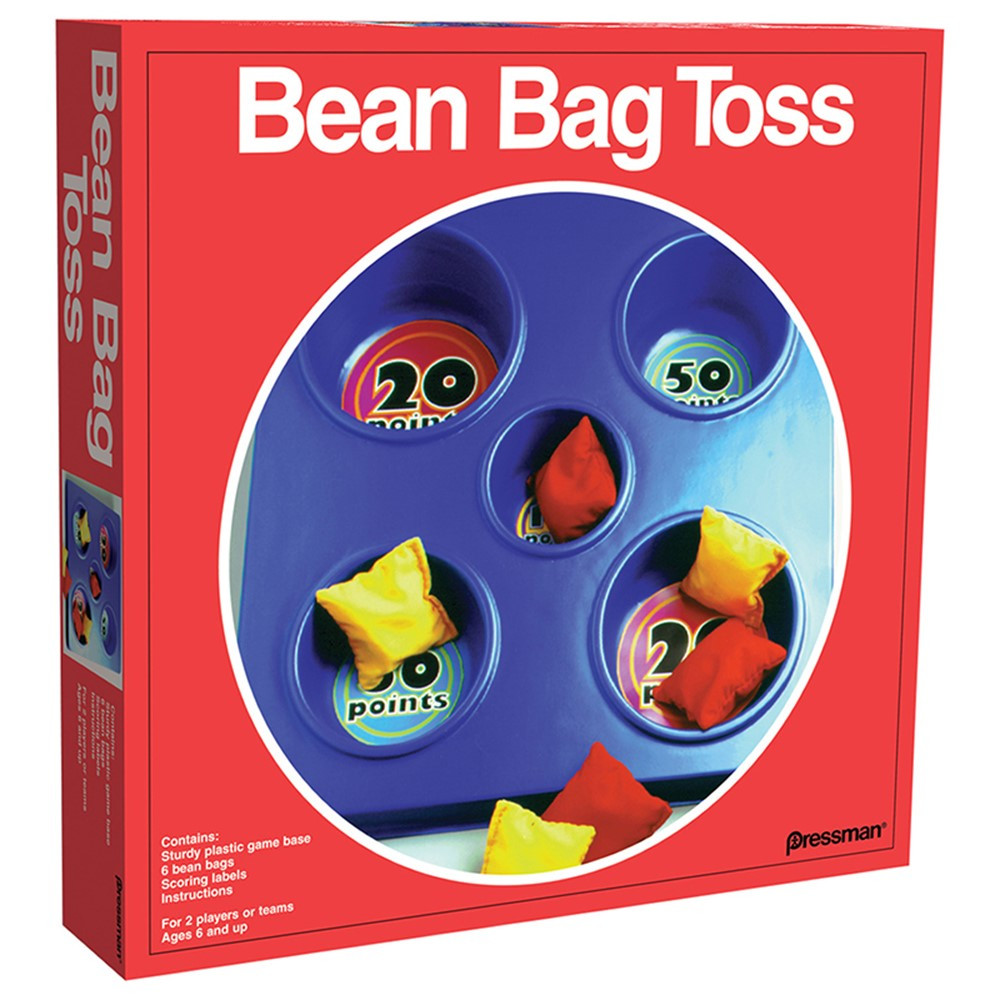 PRE208812 - Bean Bag Toss in Bean Bags & Tossing Activities