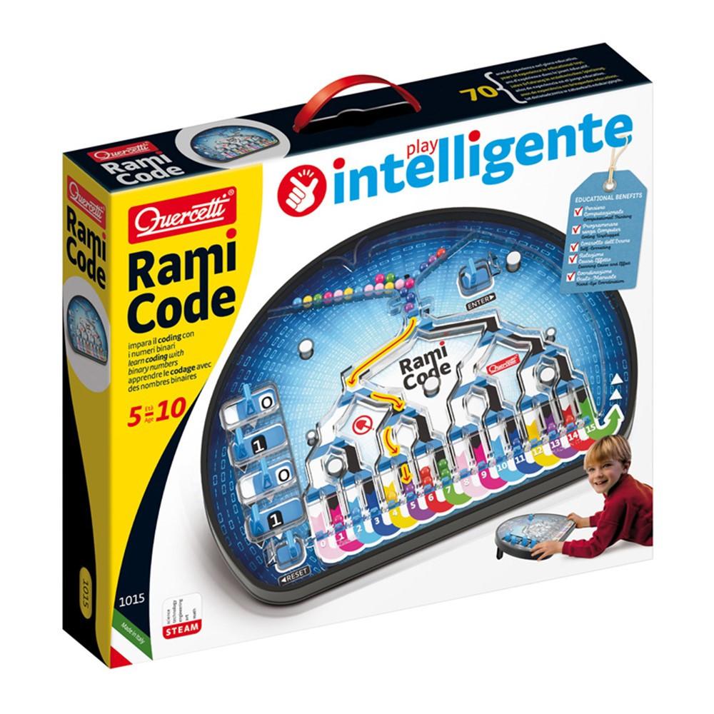 Rami Code - QRC1015 | Quercetti Usa Llc | Games & Activities