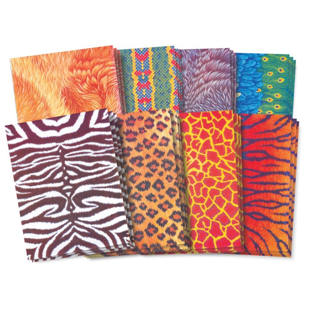 R-15256 - Amazing Animal Paper Popular Animal Patterns in Craft Paper