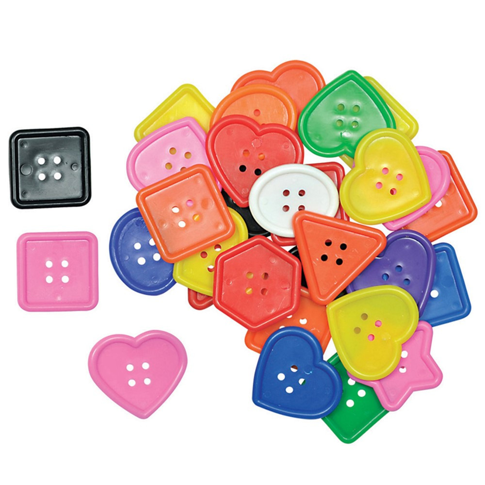 R-2145 - Really Big Buttons 60/Pkg. in Buttons