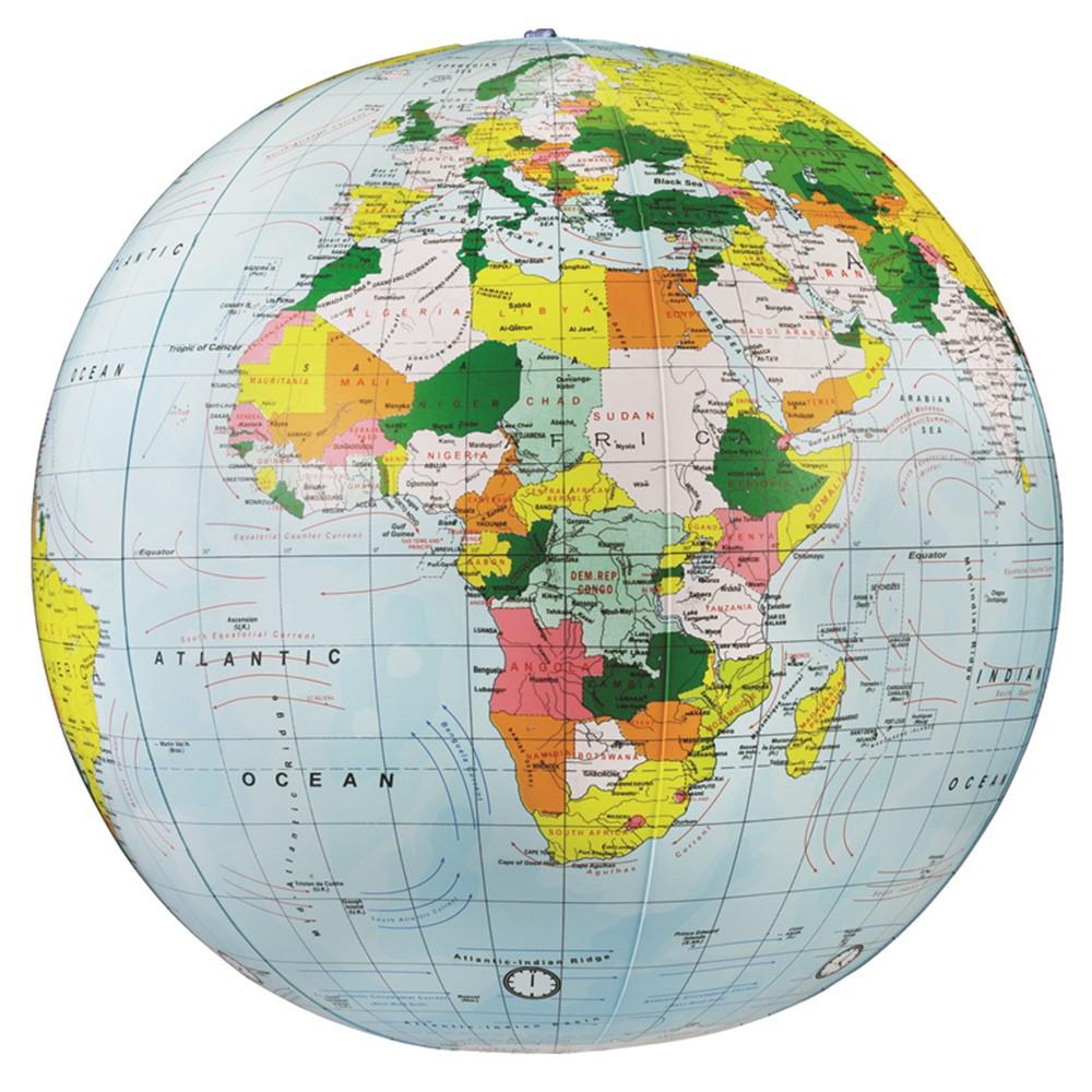 RE-16001 - Political-Inflate Globe 16 Es 16 in Globes