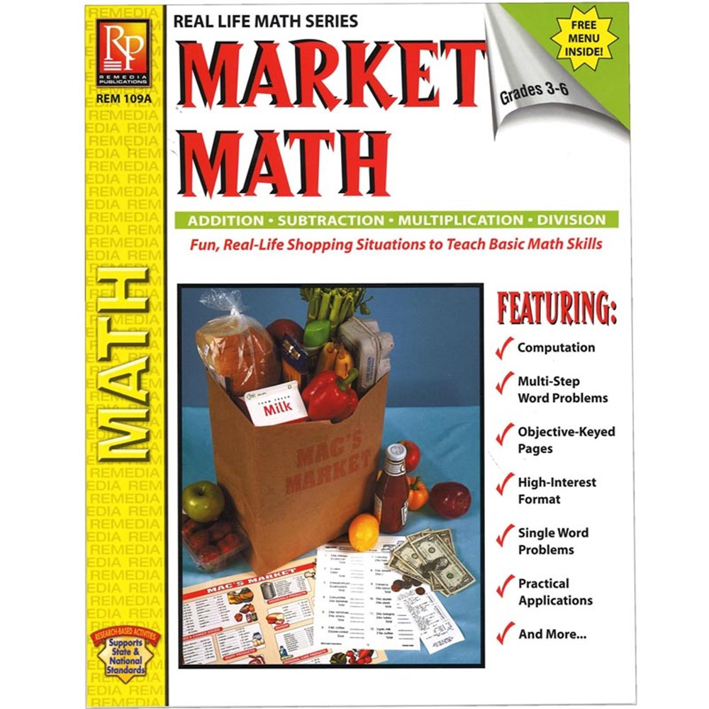 REM109A - Market Math in Money