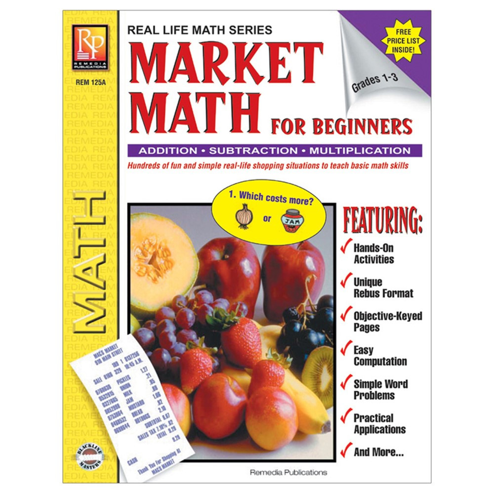 REM125A - Market Math For Beginners in Money