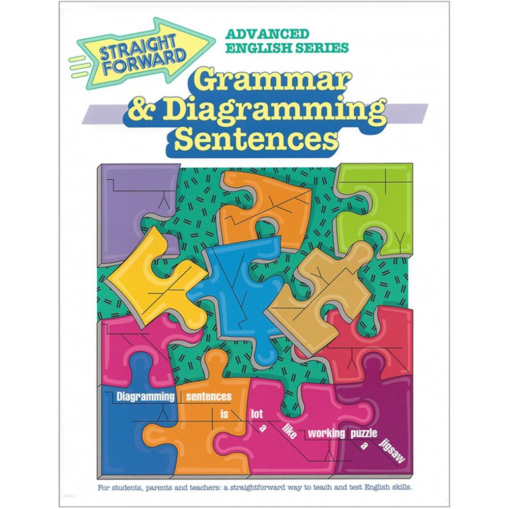 REMGP075 - Grammar & Diagramming Sentences in Grammar Skills