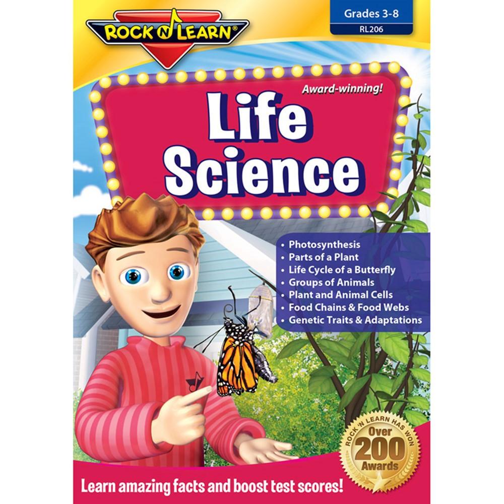 RL-206 - Life Science Dvd in Dvd & Vhs