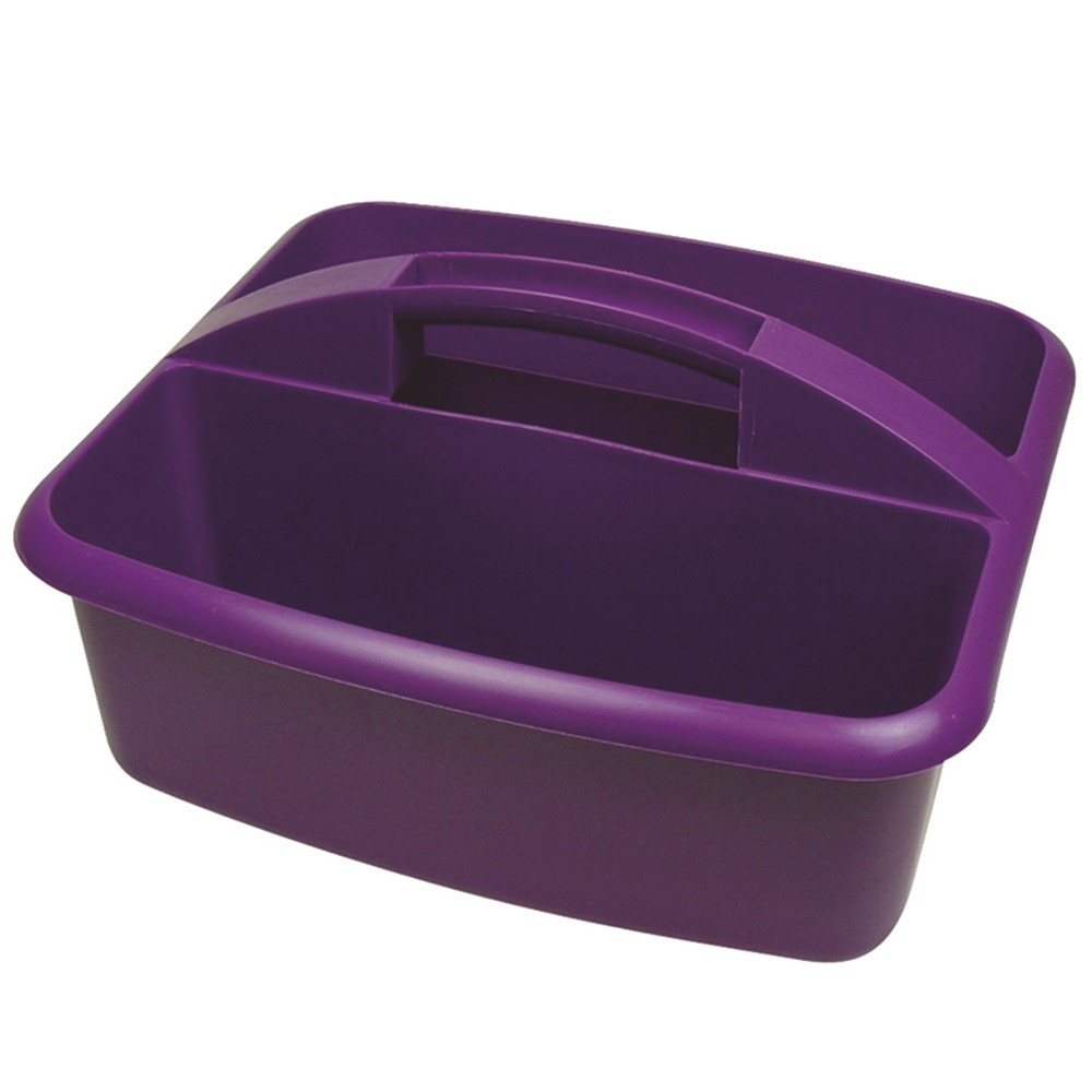 ROM26006 - Large Utility Caddy Purple in Storage Containers