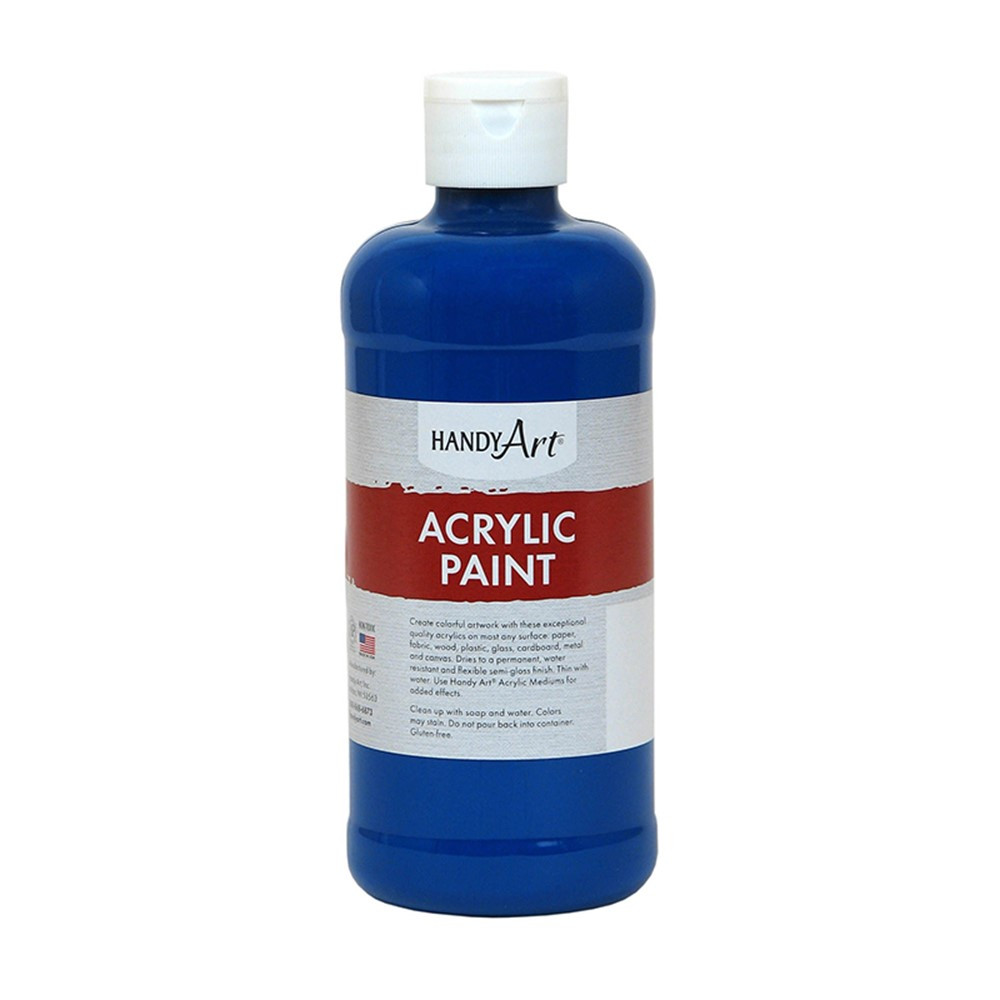 RPC101065 - Acrylic Paint 16 Oz Ultra Blue in Paint